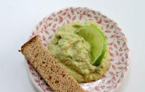 guacamole vagy avokádókrém