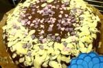 Ír almástorta szülinapra csokival vagy anélkül